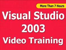 Visual Studio.Net 2003 C#, Asp.Net video training Cbt - 7+ Hours