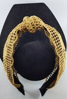 Hot Women,Teenage Cotton Turban Twist Knot Head Wrap Headband Hair Accessories
