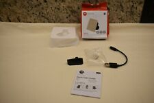 Motorola Hk255 Universal Wireless Super Light Music Streaming Bluetooth Headset