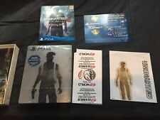 uncharted the nathan drake collection ps4 special limited deluxe edition
