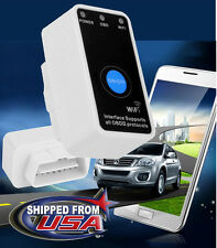 ELM327 WIFI ON/OFF Switch OBD2/OBDII Diagnostic Tool for IOS iPhone iPad Android