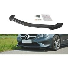 FRONT SPLITTER FOR MERCEDES E-CLASS W212 COUPE (2012-2017)