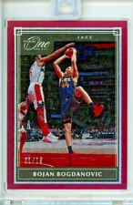 BOJAN BOGDANOVIC 2019-20 Panini ONE and ONE Encased RED Refractor Sp 1/15