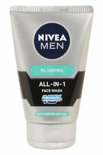 Nivea Men All In 1 Oil Control Face Wash - 100 gm