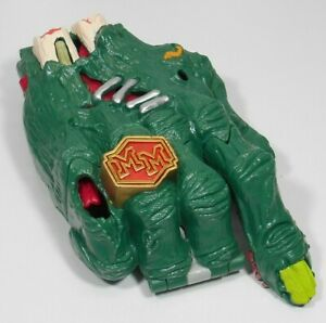 Mighty Max. The Hand. Doom Zones. Bluebird Toys. #3.