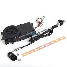 12V Universal Car Auto AM FM Radio Electric Power Automatic Antenna Aerial Kit