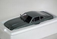 GT Spirit Aston Martin V8 Vantage Silver Green 1/18 ZM035 Boxed 1 of 504