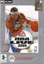 NBA Live 2005 - Classic PC CD-Rom
