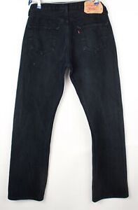 Levi's Strauss & Co Hommes 501 Jeans Jambe Droite Taille W34 L34 AVZ477