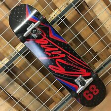 New Blind Vii Black/Red Complete Skateboard - 7.75in
