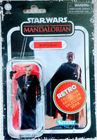Star Wars Moff Gideon Action Figure 3.75 Scale Retro Collection In Stock