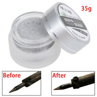 35g Oxide Electrical Soldering Iron Tip Refresher solder Cream Clean Paste E&F