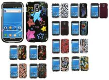 Design Snap on Cover Protector Case For Samsung T989 Galaxy S II