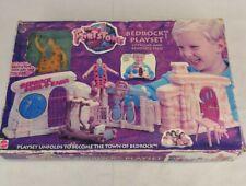 Mattel The Flintstones Bedrock Playset Classic 1990s