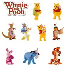 BULLYLAND DISNEY WINNIE THE POOH FIGURES -  Choice of 6 different figures