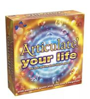 New Articulate Your Life The Board Game New Sealed Family Fun Rrp £29.99 (19)