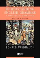 Understanding English Grammar. Understanding English Grammar Instructor's Manual