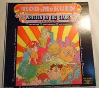 LP ROD MCKUEN Written In The Stars (The Zodiac Suite) VL 73884