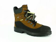 SIZE 6 JALLATTE JJE23 JALACER GORTEX VIBRAM WATERPROOF SAFETY TOE CAP WORK BOOTS
