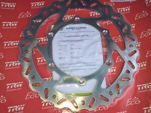 kit TRW disco freno anteriore + pastiglie Yamaha YZ 450 F 2008-2015 YZ450F