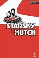 Starsky & Hutch - PC CD-ROM Game (2003) With Manual