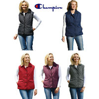 Ladies Champion Country Estate Quilted Gilet Bodywarmer Walking Riding Jacket