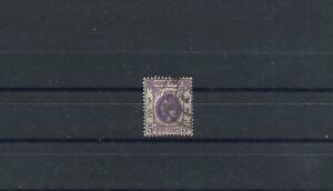 Hong Kong 5c Wert gestempelt - b5290