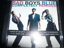 Bad Boys Blue ‎– Completely Remixed CD – Like New