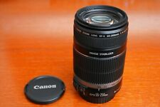 New ListingCanon Ef-S 55-250mm f4-5.6 Is Lens 55-250/4-5.6 Efs t3i t4i t5i t6i 60D 70D