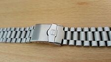 TAG HEUER SPORTS STAINLESS STEEL GENTS REPLACEMENT WATCH STRAP,22MM,(NS-42)