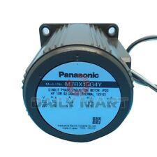 PANASONIC NEW M7RX15G4Y PLC Reversible Induction Motor Leadwire