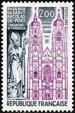 "FRANCE STAMP TIMBRE N° 1810 "" BASILIQUE ST NICOLAS DE PORT "" NEUF xx TTB az2"