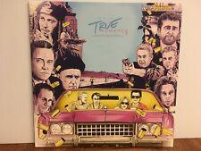 True Romance OST LP Vinyl White & Blood Splatter Real Gone RGM-0534 Tarantino