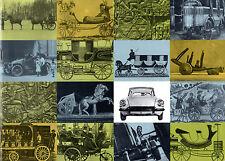 Citroen - A Short History Of Suspension Mid 1960s UK Market Sales Brochure ID DS