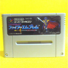 s47 FIRE EMBLEM SHOMON  JAPAN SFC Nintendo Super Famicom Japanese Used Free Ship