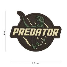 Predator multi #2062 Patch Klett Abzeichen Airsoft Paintball Softair
