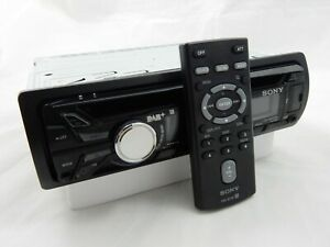 SONY CDX-DAB500U ⭐⭐⭐ DAB+ / CD / USB / AUX / REMOTE CONTROL (No:2021502)