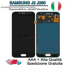 Display LCD Per Samsung Galaxy J2 Pro 2018 J250 SM-J250F Touch Screen Schermo