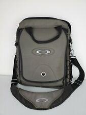 Oakley 96548 gray black tactical vertical laptop gear bag messenger crossbody
