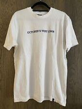Ovo Tshirt White | Size M