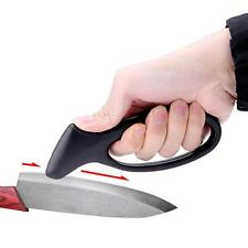 Knife Sharpener Sharpening Stone Garden Kitchen Knives Carbide Blade Sharp Tool