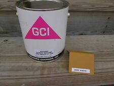 Jeep Military Paint Earth Yellow 30257 correct for military vehicles 1 gallon