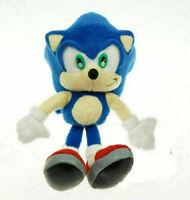 Sonic Plush Hedgehog Knuckles Silver Tails Stuffed Teddy Bear Soft Toy Anime