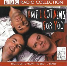 HAVE I GOT NEWS FOR YOU  B.B.C. RADIO COLLECTION  double CD