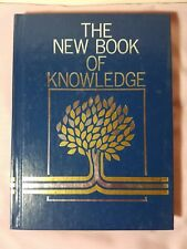 The New Book of Knowledge 1981 Science Annual (Hardcover)