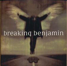 Breaking Benjamin Phobia RARE promo sticker 2006