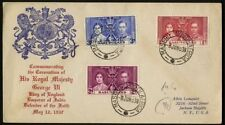 Royalty Pre-Decimal British Covers Stamps