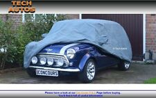 Mini Classic/Clubman Saloon Car Cover Outdoor Waterproof All Weathers Eclipse