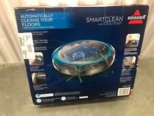 NEW Bissell 1605 - Disco Teal/Titanium - Robotic Cleaner