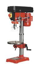 NEW Sealey Pillar Bench Drill Press Morse Taper 2 MT2 12 Speed 370w/240V GDM92B